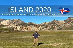 Island 2020 Reisebericht