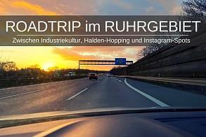 Roadtrip im Ruhrgebiet
