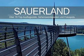 Ausflugsziele im Sauerland