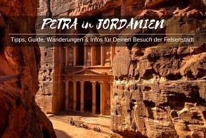 Petra Jordanien Tipps