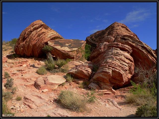 Red Rock Stones