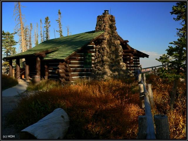 Visitor Center im Cedar Breaks Ntl.Monument