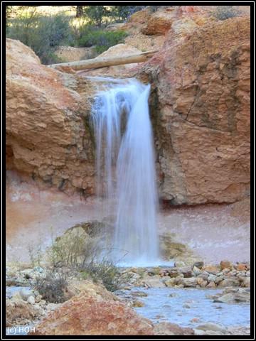 Wasserfall im Bryce Canyon
