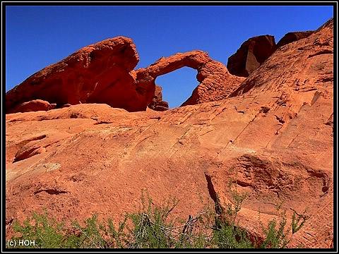 Arch Rock im VoF