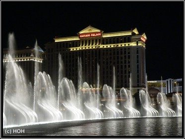 Die Fountains of Bellagio