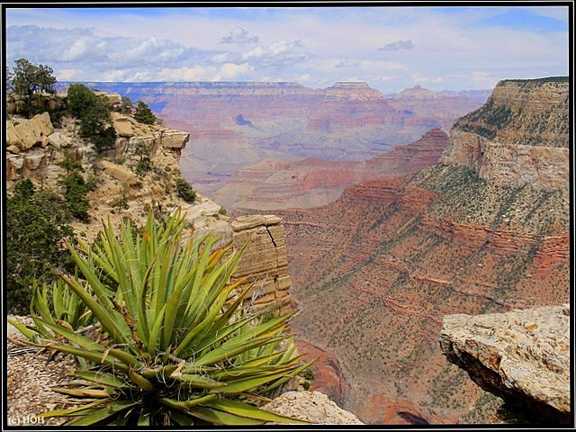 Grand Canyon Impression