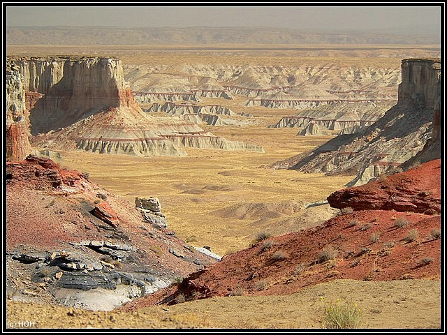 Besuch des Upper Coal Mine Canyon bei Tuba City