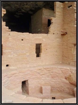 Wetherill Mesa Ruinen