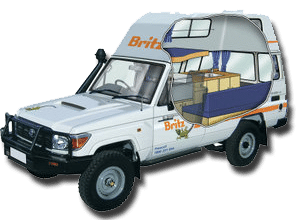 4WD Bushcamper