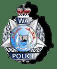 West Australien Police Symbol
