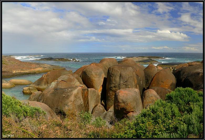 Elephant Rocks Greens Pool
