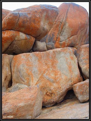 Thistle Cove Rocks