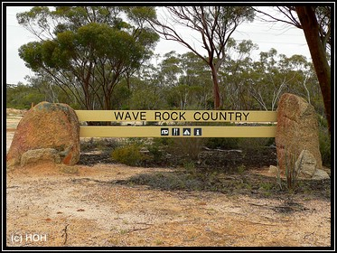 Welcome to Wave Rock Country