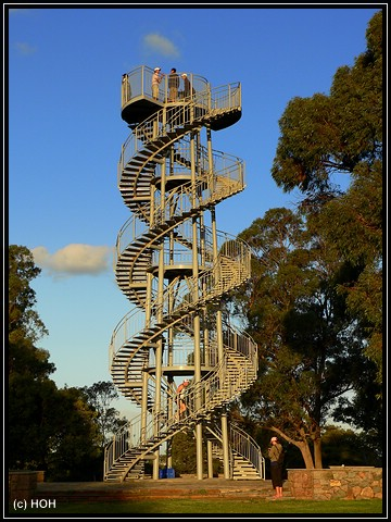 DNA Tower im Kings Park