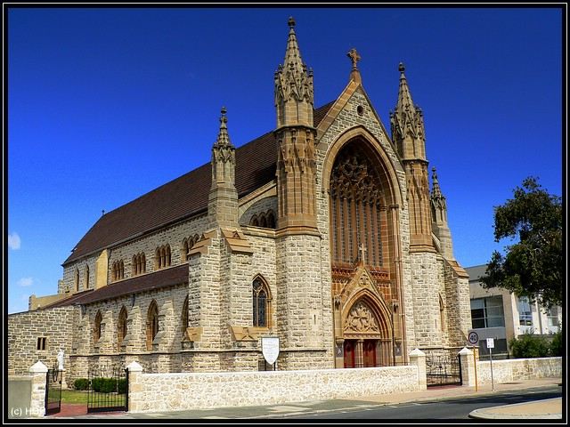 Saint Patricks Church Fremantle