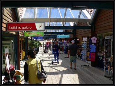 Shopping - Passage