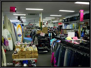 Surf Shop in Scarborough