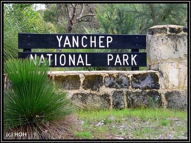 Yanchep Eingang