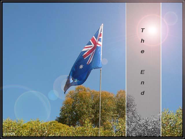 Kangaroolez ... The End. Wir nehmen Abschied von Perth
