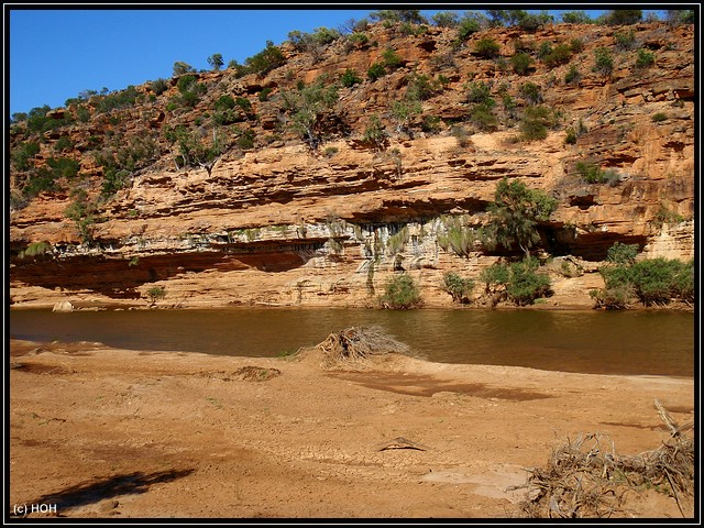 Murchison River Ross Graham Area