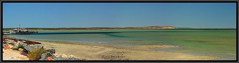 Das Meer bei Denham