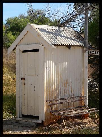 Sehr schicke Toilette