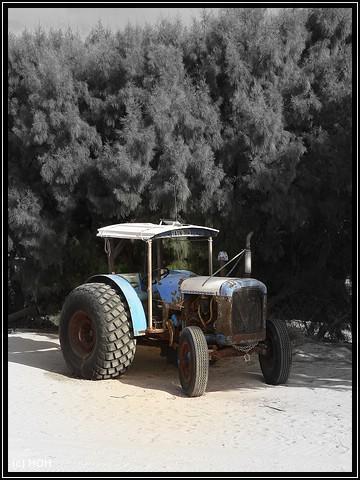 ... alter Traktor
