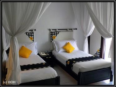 Zimmer im Candi Beach Cottage