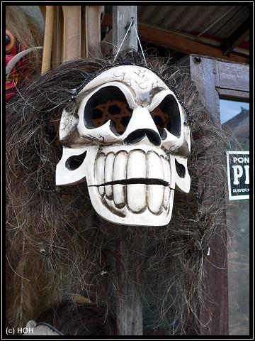 Affenmaske