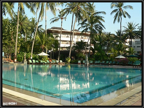 Pool Sanur Beach