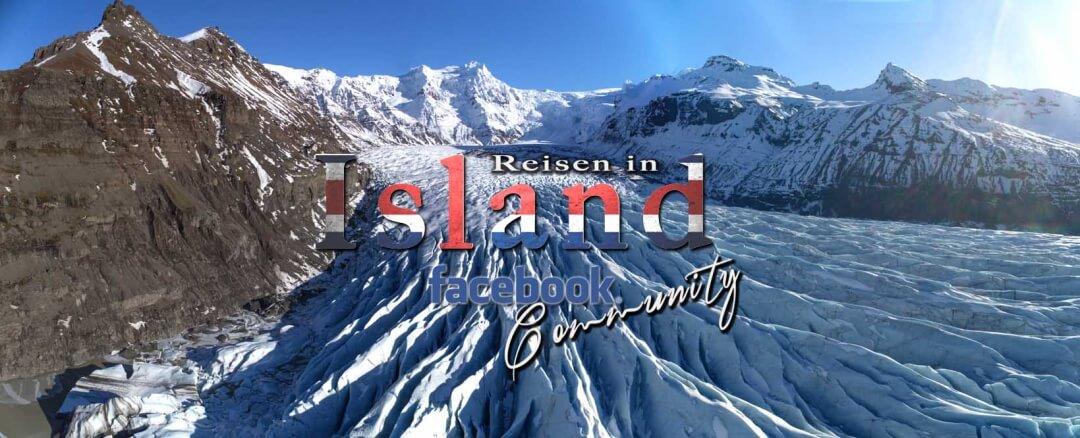 Unsere Islandgruppe bei Facebook