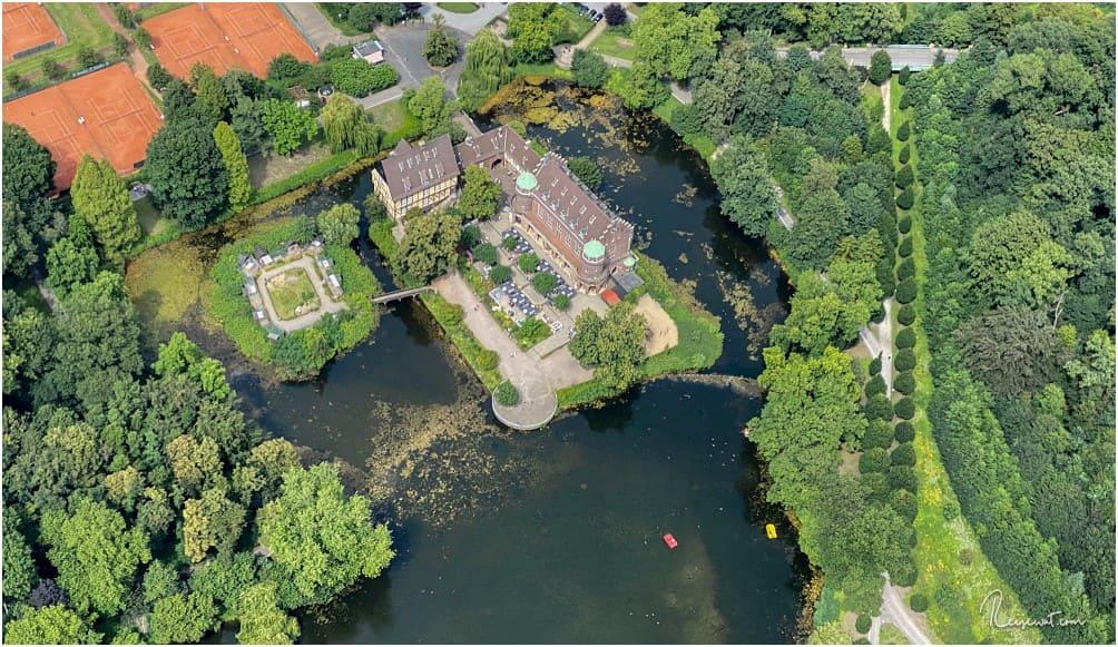 Wasserschloss Wittringen in Herten