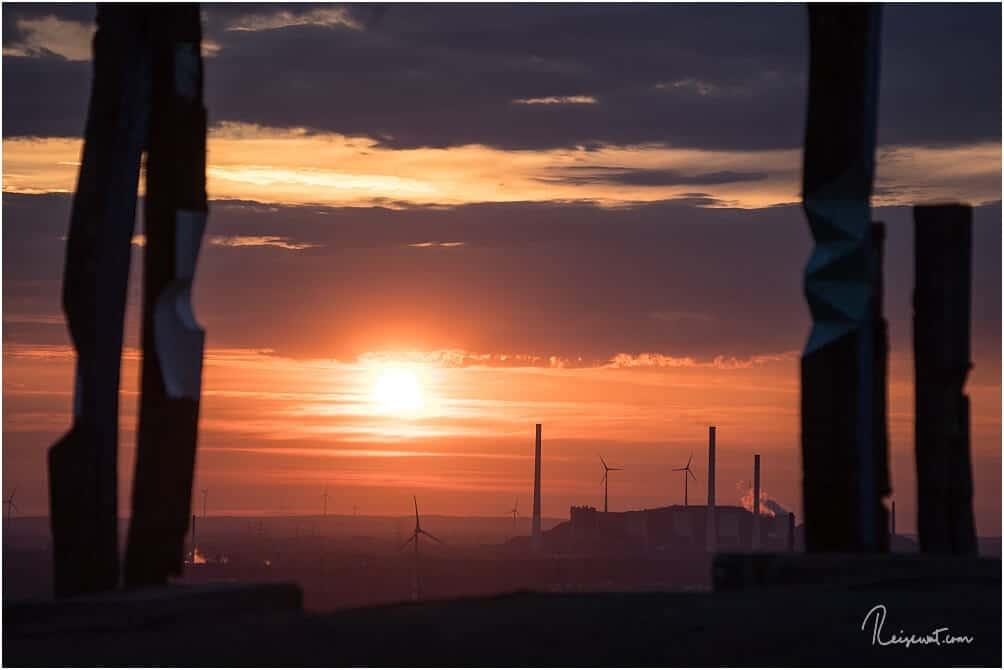 Auch das Uniper Kraftwerk in Gelsenkirchen bietet ein tolles Motiv
