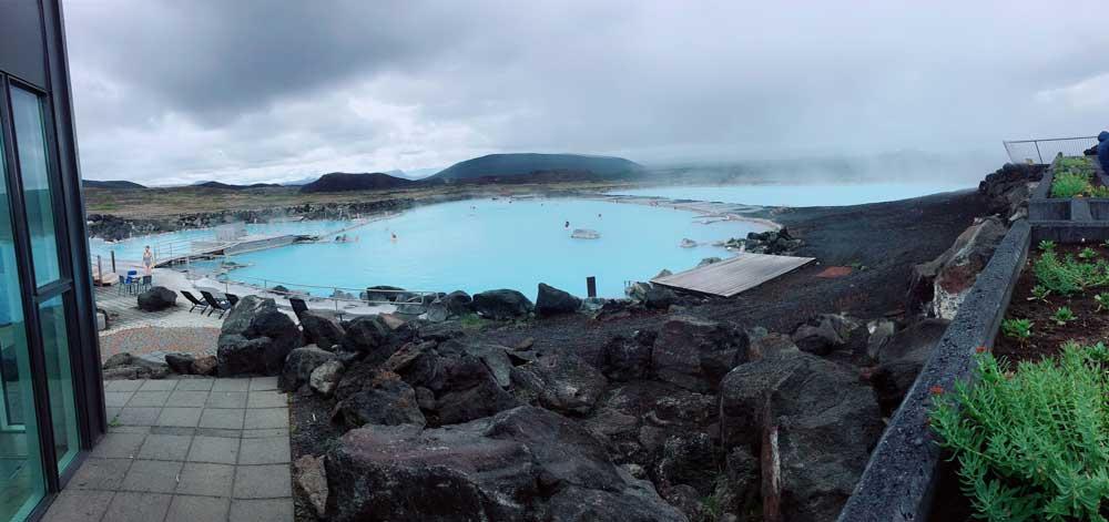 Das Myvatn Nature Bath ist für viele die deutlich bessere Alternative zur völlig überlaufenen blauen Lagune