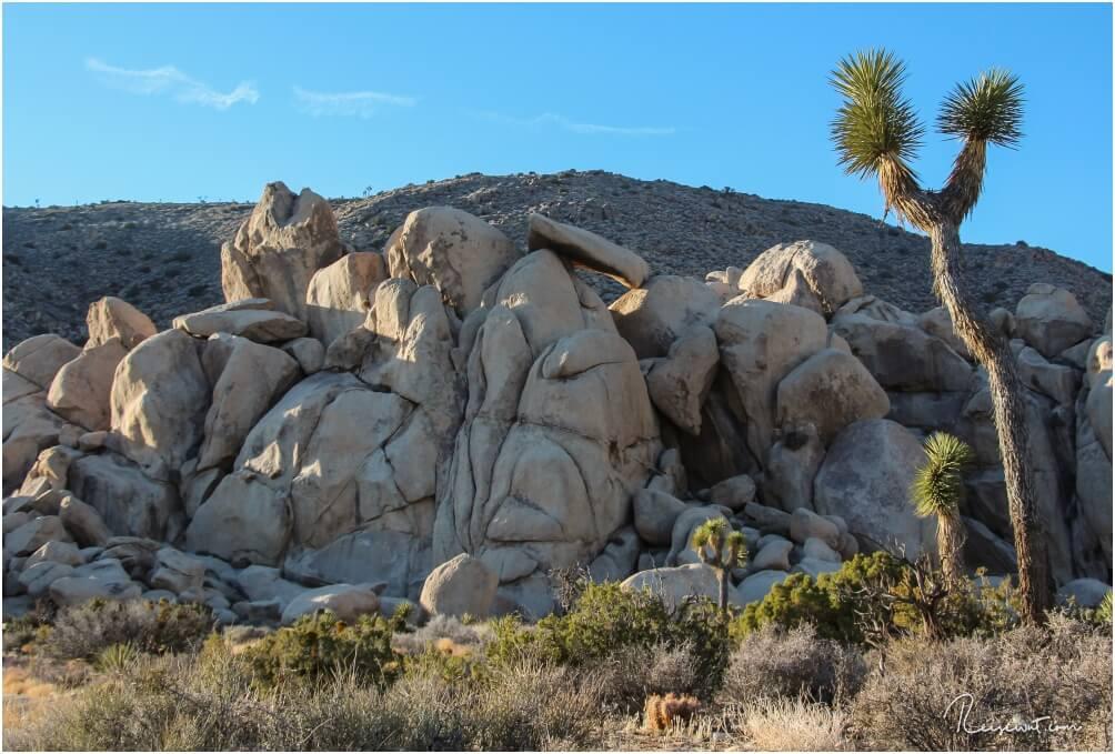 Irgendwie kann man hier jeder Felsformation etwas besonderes abgewinnen