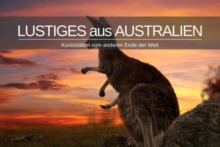 Lustiges Aus Australien1