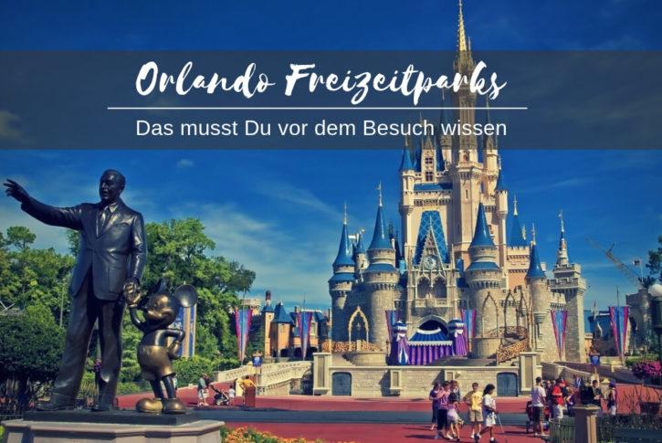 Orlando Freizeitparks