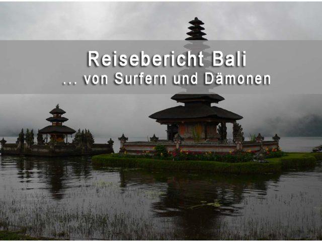 Titelbild Bali Rundreise