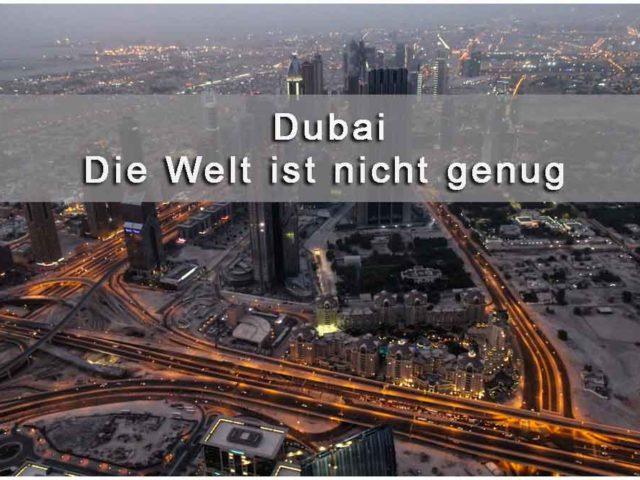 Titelbild Dubai