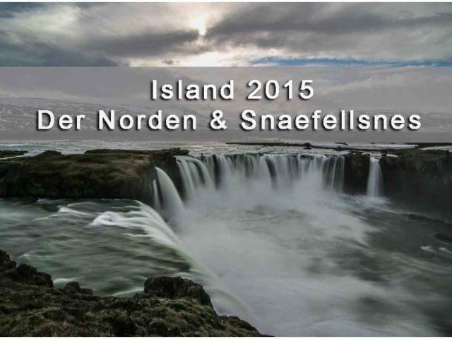 Der Norden und Snaefellsnes