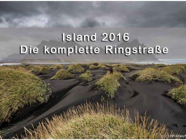 Titelbild Island Ringstraße