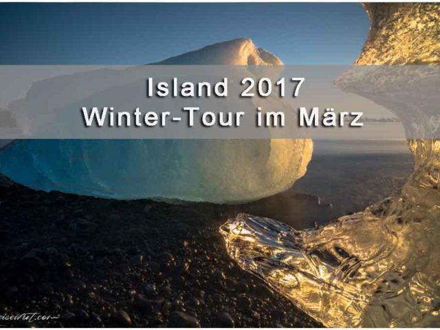 Island im März 2017