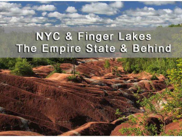 Titelbild NYC und Finger Lakes 2011