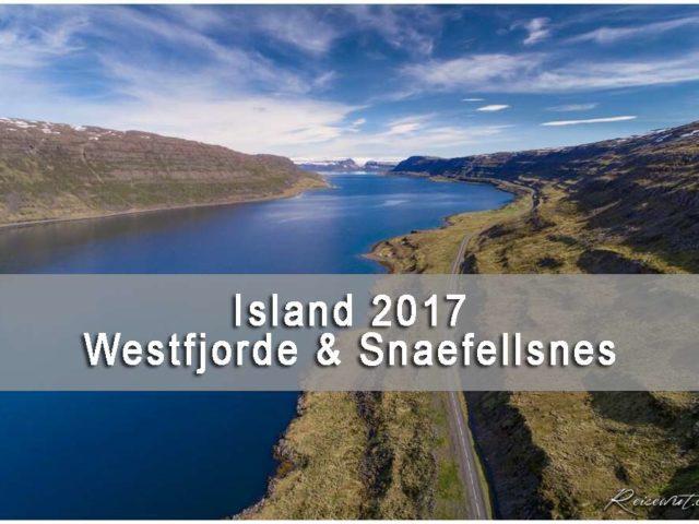 Titelbild Island Westfjorde