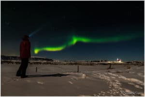 Selfoss Northern Lights