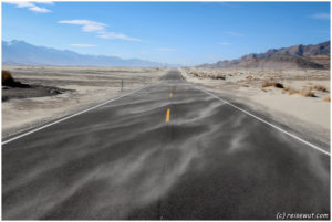 Windy Day (Death Valley National Park)