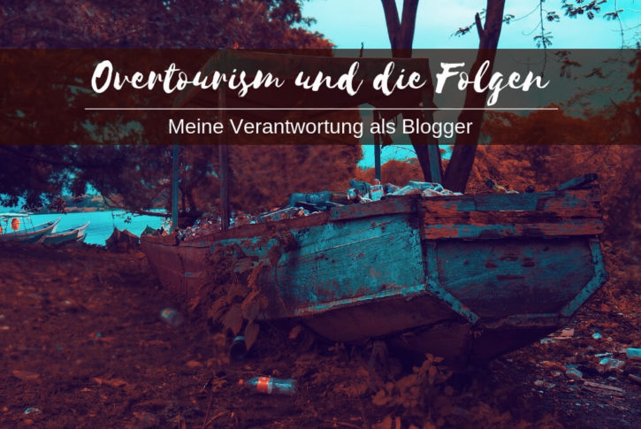 overtourism und die folgen