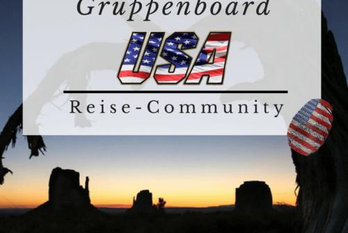 Usa Gruppenboard