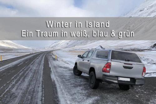 Island Winterreise 2018