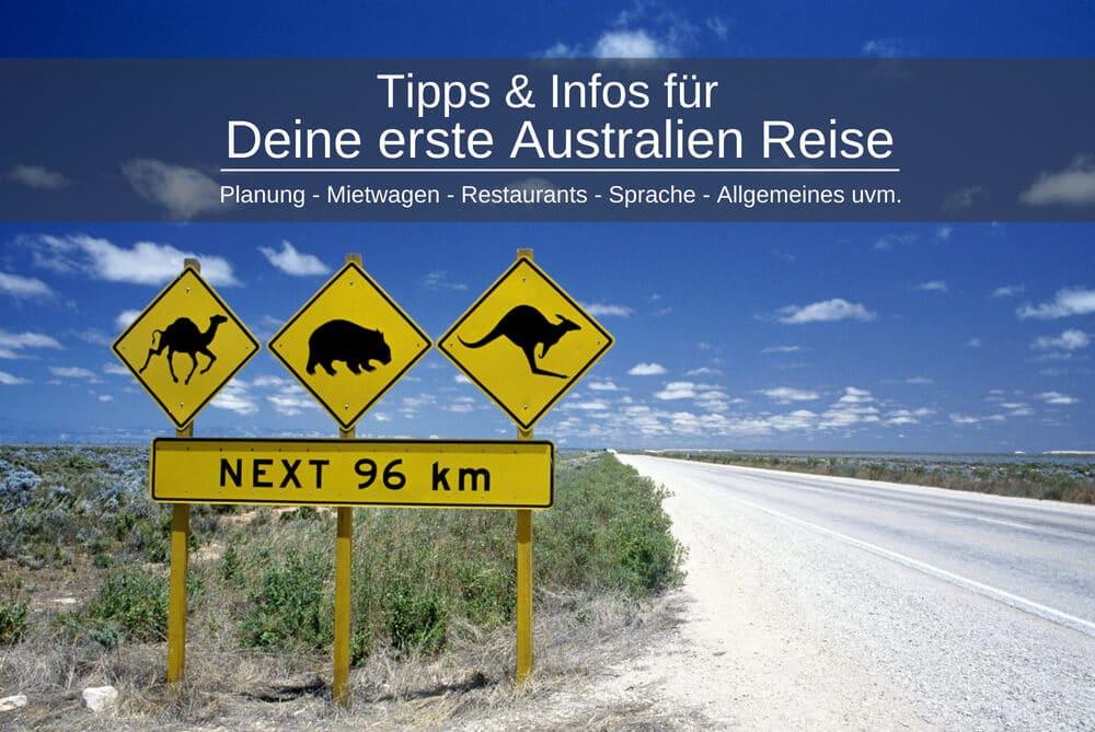 Australien Reisetipps für Dein erstes Mal Down Under